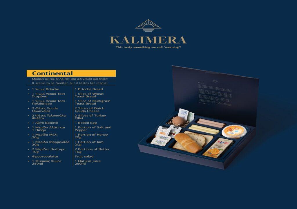 big KALIMERA CONTINENTAL3