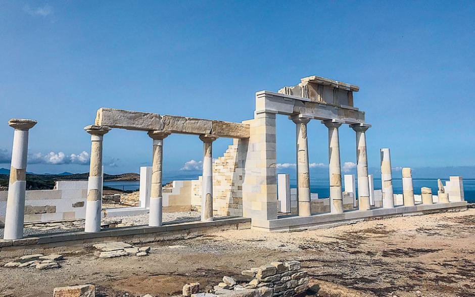 Temple of Apollonas